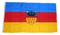Fahne / Flagge Siebenbürgen Rumänien 90 x 150 cm