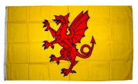 Fahne / Flagge England - New Somerset 90 x 150 cm