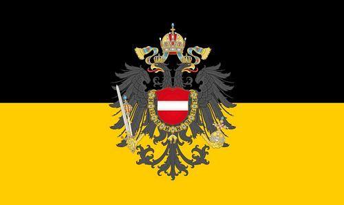 Fahne / Flagge Österreich Ungarn 90 x 150 cm