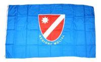 Fahne / Flagge Italien - Molise 90 x 150 cm