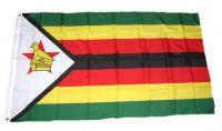 Flagge / Fahne Simbabwe Hissflagge 90 x 150 cm