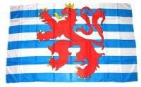 Flagge Fahne Luxemburg Handel 30 x 45 cm