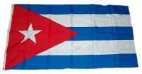 Fahne / Flagge Kuba 60 x 90 cm