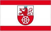 Fahne / Flagge Ratingen 90 x 150 cm