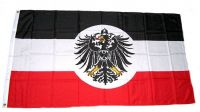 Fahne / Flagge Deutsches Reich Kolonialamt 150 x 250 cm