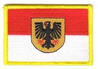 Fahnen Aufnäher Dortmund