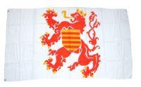 Fahne / Flagge Belgien - Limburg 90 x 150 cm