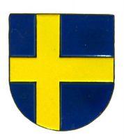 Pin Anstecker Schweden Wappen Anstecknadel