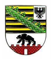 Pin Sachsen Anhalt Wappen Anstecker NEU Anstecknadel