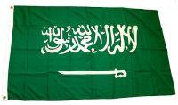 Flagge / Fahne Saudi Arabien Hissflagge 90 x 150 cm