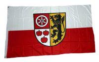 Fahne / Flagge Landkreis Weimarer Land 90 x 150 cm