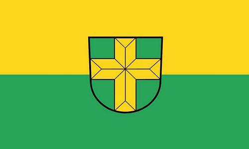 Flagge / Fahne Allmannsweiler Hissflagge 90 x 150 cm