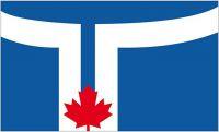 Flagge / Fahne Kanada - Toronto Hissflagge 90 x 150 cm