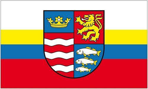 Fahne / Flagge Slowakei - Prešov 90 x 150 cm