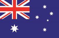 Fahnen Aufkleber Sticker Australien