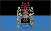 Fahne / Flagge Meuselwitz 90 x 150 cm
