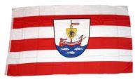 Flagge / Fahne Wismar Wappen Hissflagge 90 x 150 cm