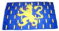Fahne / Flagge Frankreich - Franche Comte 90 x 150 cm