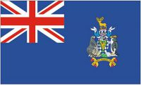 Flagge / Fahne Sandwich Inseln Hissflagge 90 x 150 cm