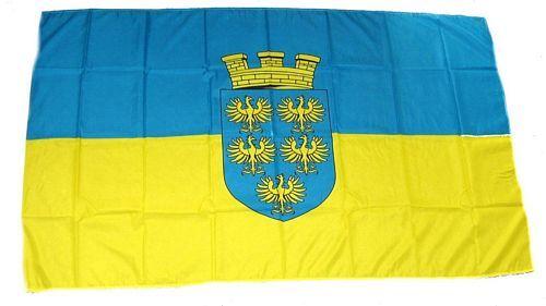 Fahne / Flagge Österreich - Niederösterreich 30 x 45 cm