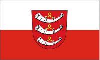 Flagge / Fahne Aitrach Hissflagge 90 x 150 cm