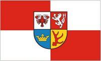 Fahne / Flagge Landkreis Spree Neiße 90 x 150 cm