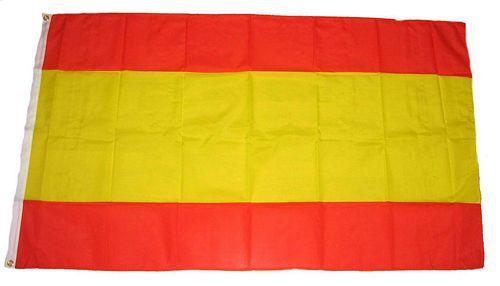 Flagge / Fahne Spanien Hissflagge 90 x 150 cm