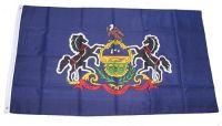 Fahne / Flagge USA - Pennsylvania 90 x 150 cm