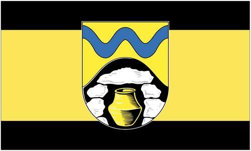 Fahne / Flagge Bomlitz 90 x 150 cm