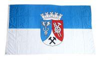 Flagge / Fahne Oberhausen Hissflagge 90 x 150 cm