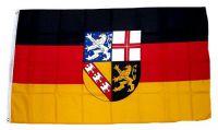 Flagge / Fahne Saarland Hissflagge 90 x 150 cm