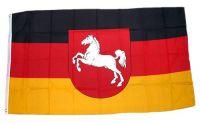 Flagge / Fahne Niedersachsen Hissflagge 90 x 150 cm