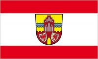 Fahne / Flagge Landkreis Uckermark 90 x 150 cm