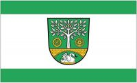 Fahne / Flagge Panketal 90 x 150 cm