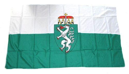 Fahne / Flagge Österreich - Steiermark 30 x 45 cm