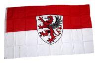 Fahne / Flagge Gießen 90 x 150 cm