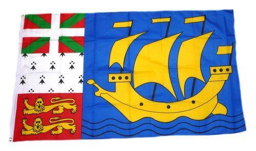 Fahne Flagge Grönland 90 x 150 cm