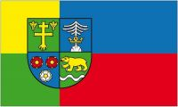 Fahne / Flagge Slowakei - Žilina 90 x 150 cm