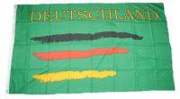 Fahne / Flagge Deutschland Fußball 4 90 x 150 cm