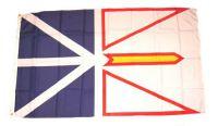Flagge / Fahne Kanada - Neufundland Labrador Hissflagge 90 x 150 cm