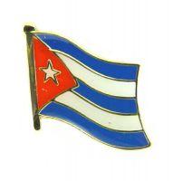 Flaggen Pin Fahne Kuba Pins NEU Anstecknadel Flagge