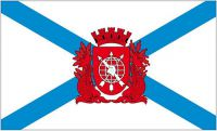 Flagge / Fahne Brasilien - Rio de Janeiro Hissflagge 90 x 150 cm