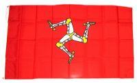 Fahne / Flagge Isle of Man 60 x 90 cm