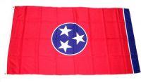 Fahne / Flagge USA - Tennessee 90 x 150 cm