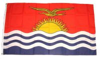 Flagge / Fahne Kiribati Hissflagge 90 x 150 cm