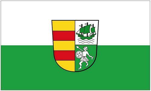 Fahne / Flagge Landkreis Wesermarsch 90 x 150 cm