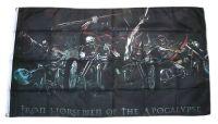Fahne / Flagge Iron Horseman 90 x 150 cm