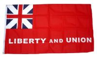 Fahne / Flagge Liberty and Union 90 x 150 cm