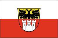 Fahnen Aufkleber Sticker Duisburg