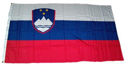 Flagge / Fahne Slowenien Hissflagge 90 x 150 cm